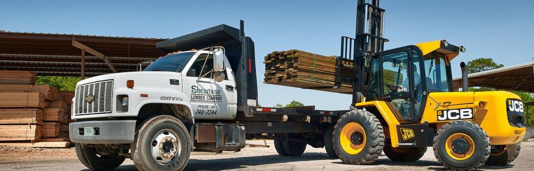 Advance Construction Equipment Selling New Used JCB BackHoe