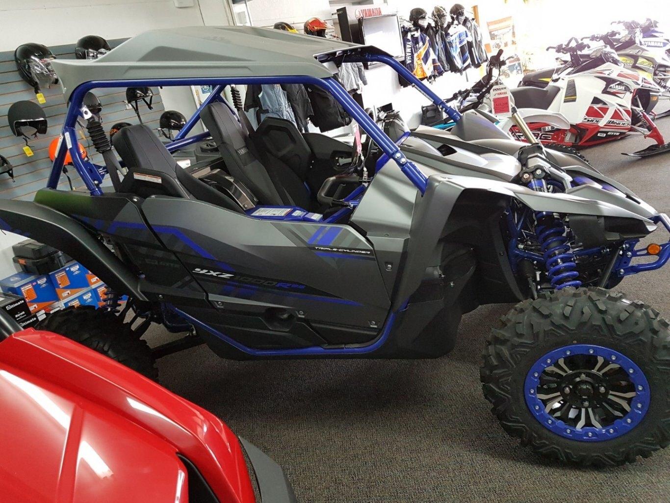 2017 Yamaha YXZ1000R-SS SE 2