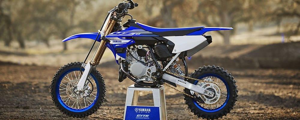 2018 Yamaha YZ 65
