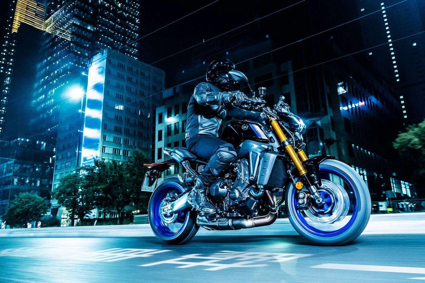2021 Yamaha MT-09 SP Motorcycles Columbus Ohio MT09SP