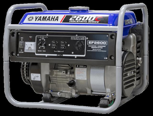 yamaha 2600 generator