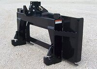 Worksaver Loader Adaptor Brackets