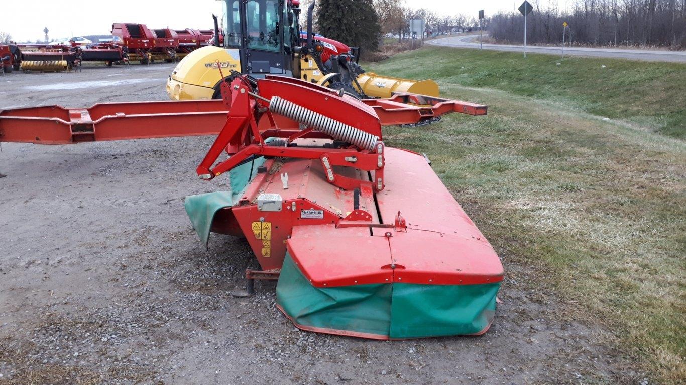 2012 Kverneland 3636FT front mount discbine