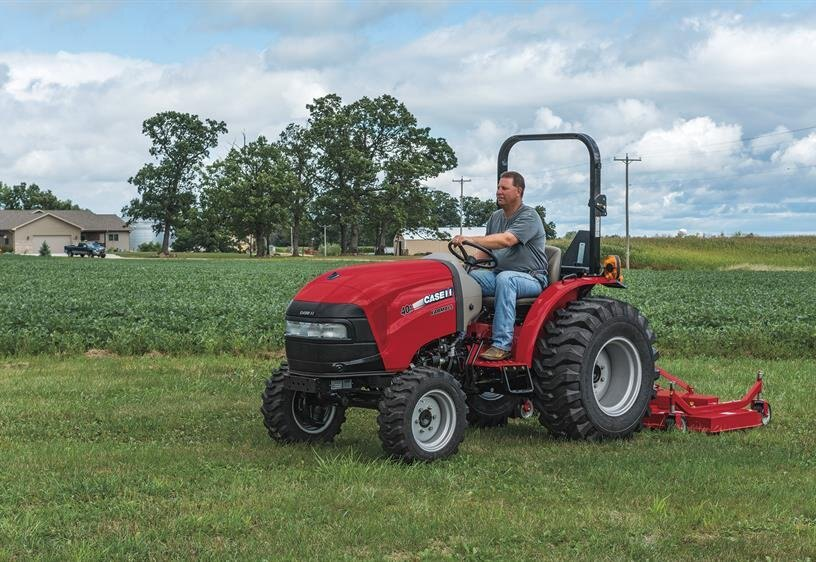 Stoltz Sales and Service- Tractors|Case IH Compact Farmall® 40A