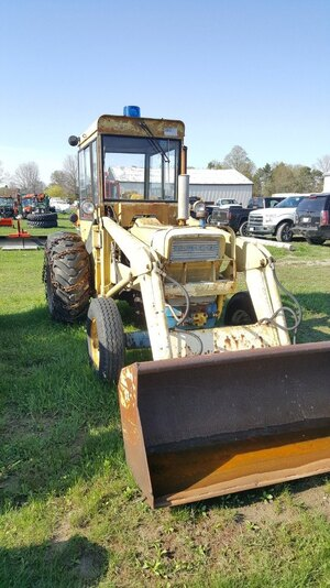 Pre-Owned Equipment - Earth Power Tractors & Equipment