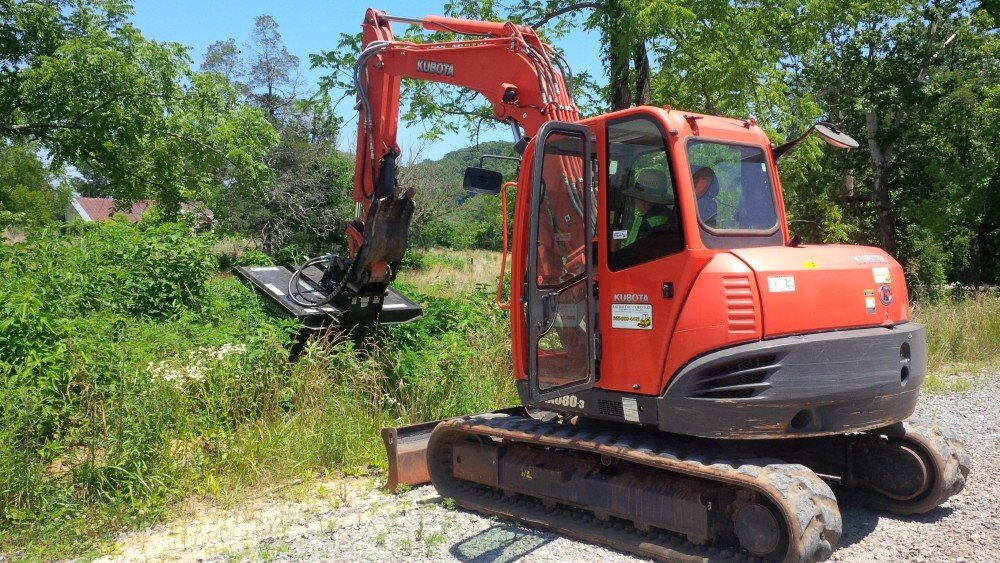 EXCAVATOR ATTACHMENT SALES - Shaw Brothers, Barrie ON|Brush Cutter