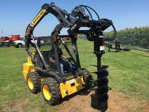SKID STEER ATTACHMENT SALES - Shaw Brothers, Barrie ON