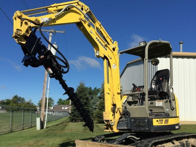 EXCAVATOR ATTACHMENT SALES - Shaw Brothers, Barrie ON|Augers