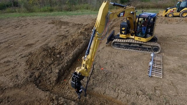EXCAVATOR ATTACHMENT SALES - Shaw Brothers, Barrie ON Screw