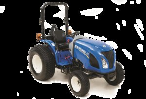 New Holland Tractors & Telehandlers