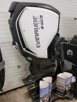 EVINRUDE MOTOR DEALER IN ORILLIA, ONTARIO LEATHERDALE MARINE SALES