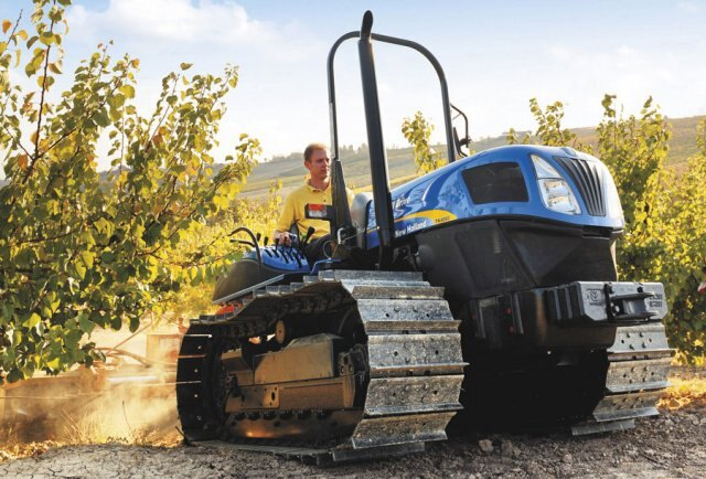 New Holland dealer in PEI, Kensington Agriculture Services, PEI