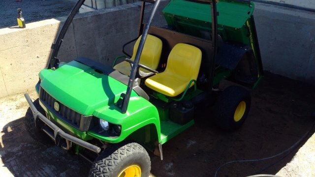... Used John Deere HPX Gator w/ Canopy ... & Used Farming and AG equipment in Echo Bay Ontario | Used John Deere ...