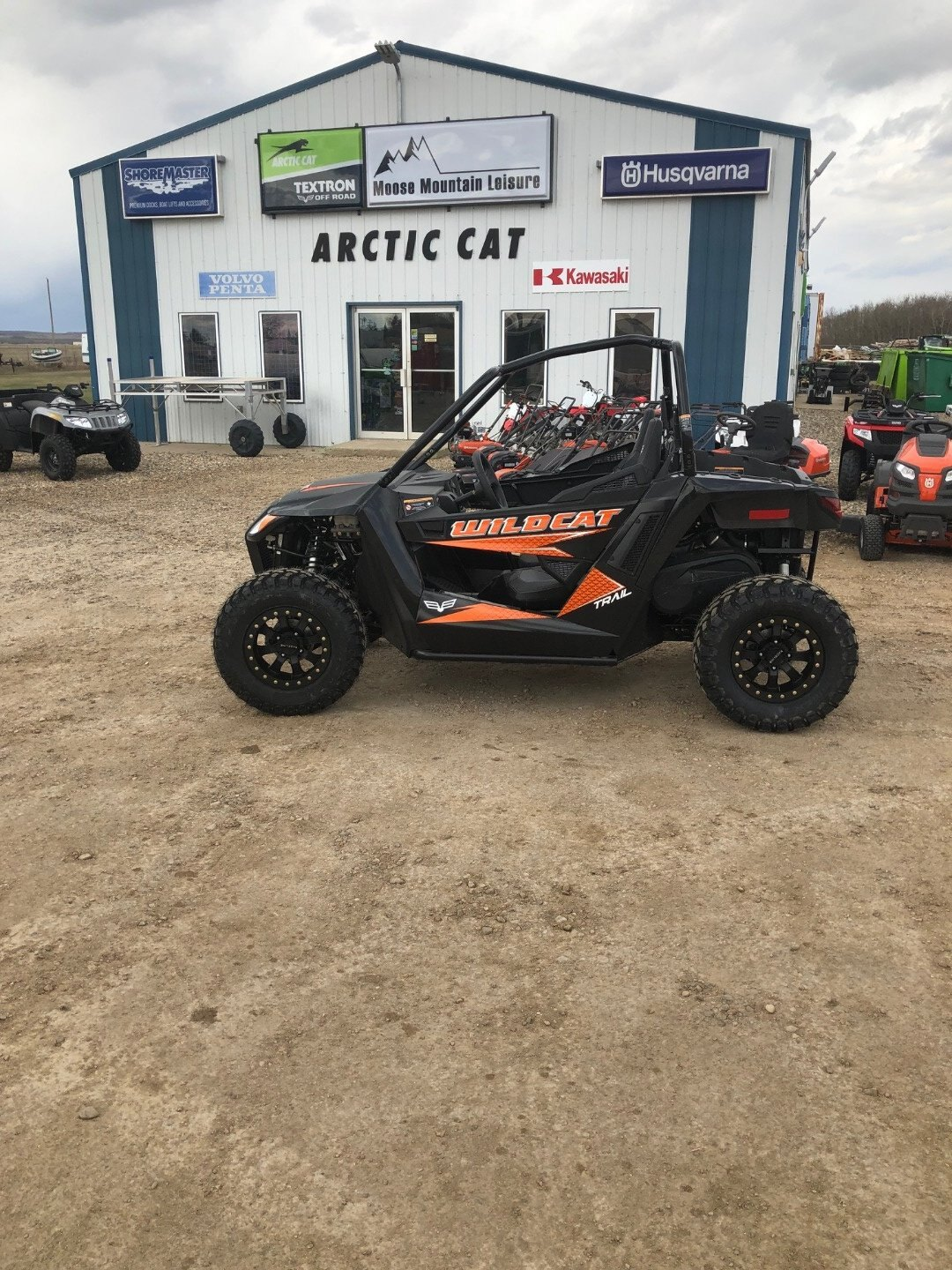 Atv And Side By Side 2019 Arctic Cat Wildcat Trail