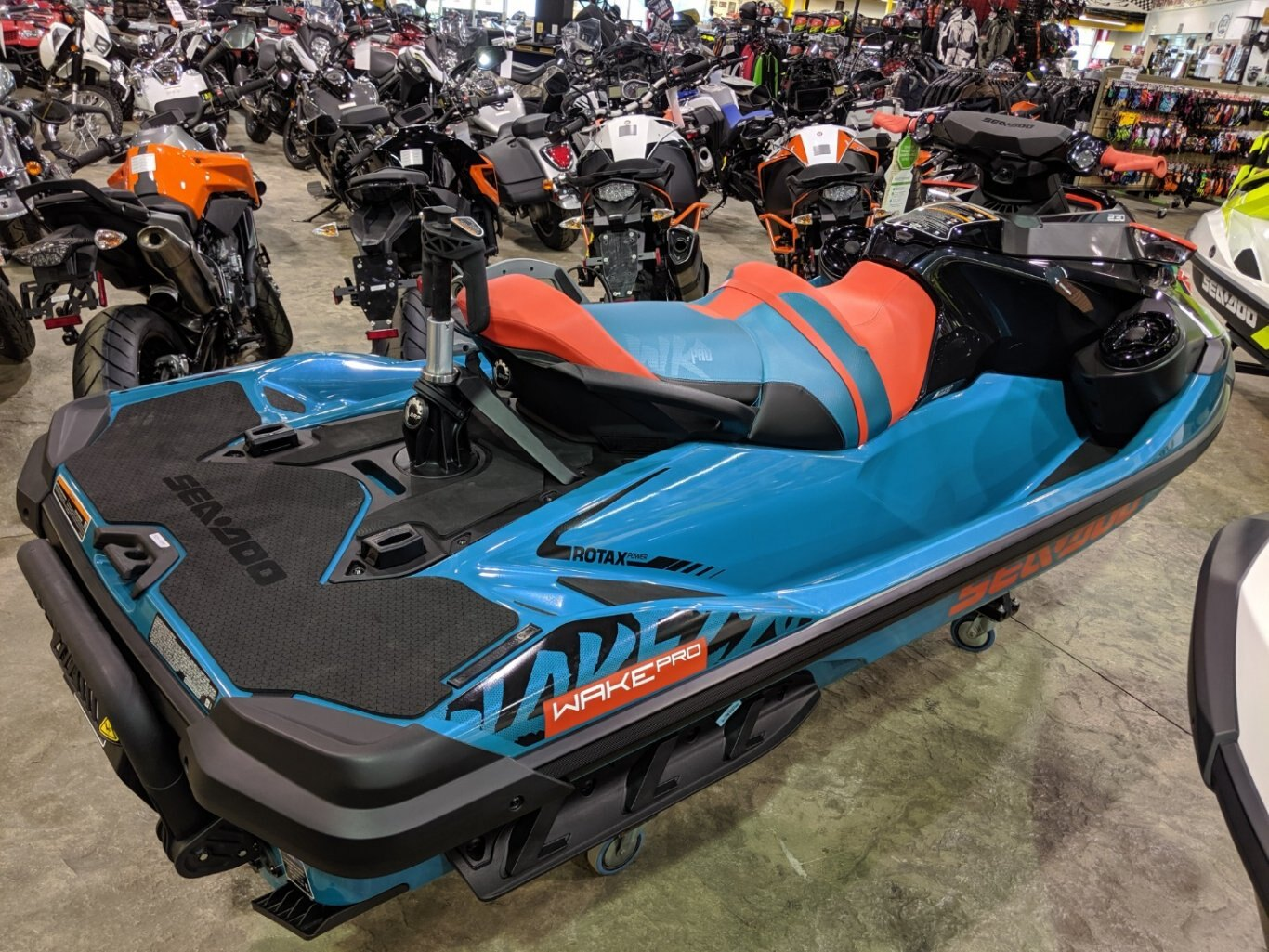 2019 Sea-Doo Wake Pro 230 WITH SOUND